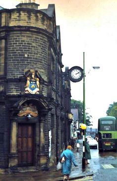 My Dad Andy Dring was stationed here in the early Old Pictures, Old Photos, St Matthews Church, Saint Matthew, Leeds City, Haunting Photos, Leeds United, Police Station, West Yorkshire