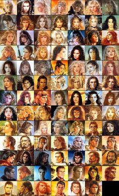 Character Portraits, Mona Lisa, Artwork, Movie Posters, Work Of Art, Auguste Rodin Artwork, Film Poster, Artworks, Billboard
