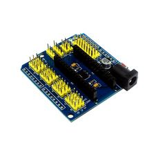 Free shipping For arduino Nano V3.0 Prototype Shield I/O Extension Board Expansion New Module(China (Mainland))