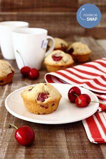 Zoet & Verleidelijk: Kersenmuffins