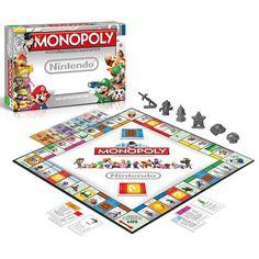 Monopol - Nintendo