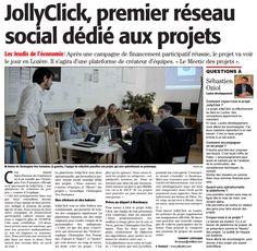 Après une campagne de financement participatif réussie, JollyClick va voir le jour en #Lozère.