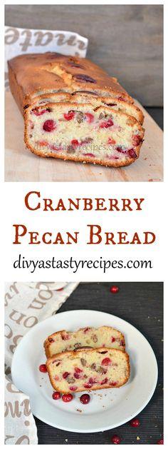 Cranberry Pecan Brea