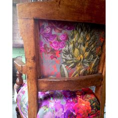 Laura Oakes - 'Falcon Flies' Chair