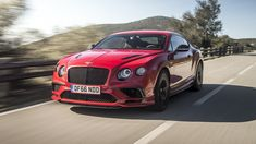 2017 Bentley Continental Supersports | DRIVETRIBE