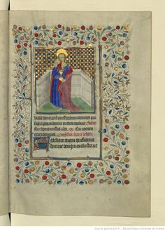 Titre : Horae ad usum Briocensem Date d'édition : 1410-1430
