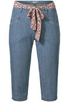 Ethnic Light | Summer collection | Capri | Denim | Jeans | Scarf