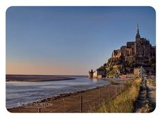 From my trip last year to France. #Mont St Michel #France
