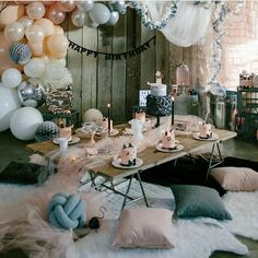 "520 Likes, 6 Comments - Louisa @The Little Big Company (@littlebigcompany) on Instagram: ""Talk about gorgeous : cat themed party by @dream_a_little_dream_events head on over to…"""