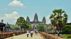 Explore magical Cambodia with Angkor Tour Packages from Angkor Travel Plus! Take this to discover the very best of the Angkor Archaeological Park its surroundings in some magical days. Siem Reap, Angkor Wat, Khmer Empire, Travel Tours, 12th Century, Abandoned Places, Southeast Asia, Mystery, Dolores Park