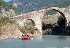 Dalaman River Rafting - Dalyan, Turkey by whl.travel, via Flickr
