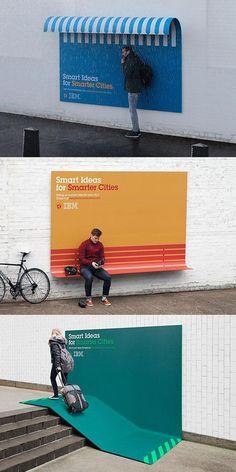 Bonitos, criativos,  funcionais, ecologicamente corretos, confortáveis, duráveis, práticos...  Projetar mobiliário urbano é sempre um g...