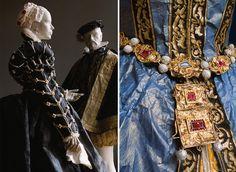 The Paper Fashions of Artist Isabelle de Borchgrave