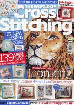 The World of Cross Stitching Issue 176 Hardcopy