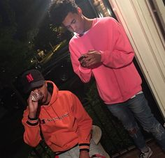 Uploaded by petastefakova. Find images and videos about boy, aesthetic and guys on We Heart It - the app to get lost in what you love. Couple Outfits, Swag Outfits, Boy Outfits, Dope Fashion, Urban Fashion, Mens Fashion, Fine Boys, Fine Men, Black Boys