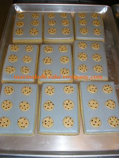 Cookies of cookies! I love it!