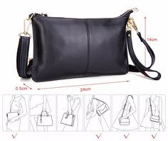 2017 Genuine Leather Women Bag Party Clutch Evening Bags Fashion Ladies Shoulder Crossbody Messenger Bags for women HB-245   Read more at The Bargain Paradise : https://www.nboempire.com/products/2017-genuine-leather-women-bag-party-clutch-evening-bags-fashion-ladies-shoulder-crossbody-messenger-bags-for-women-hb-245/      Genuine Leather Women Bag Party Clutch Evening Bags Fashion Ladies Shoulder Crossbody Messenger Bags for women   Main material: Cow leather   Lining: P