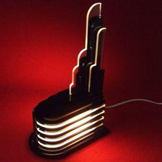 Art Deco Lamps - Franklin