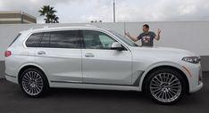 BMW finally has a luxury SUV -- and it's wonderful. Bmw Suv, Bmw Cars, 3rd Row Suv, Best 3 Row Suv, Jaguar Xk, Ford, Luxury Suv, New Bmw, Sport Cars