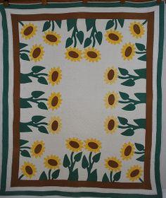 Mountain Mist Quilts | Sunflowers