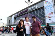 Prvi humanitarni Sportski bazar @ Kombank Arena, 17.05.2015. Photo: Antonio Ahel