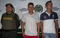 Noticias de Cúcuta: Capturados en flagrancia dos presuntos atracadores...