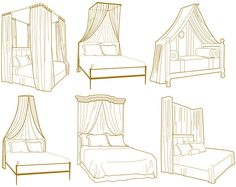 Canopy styles