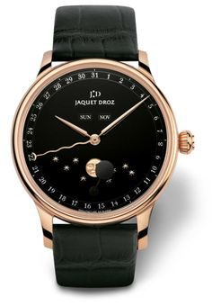 These are the new Jaquet Droz The Eclipse code Ref. J012633202