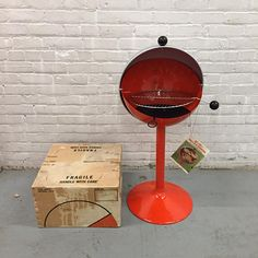 Ball B Q Barbeque Round BBQ New Old Stock That 70s Show Retro