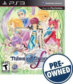 Tales of Graces f - PRE-Owned - PlayStation 3