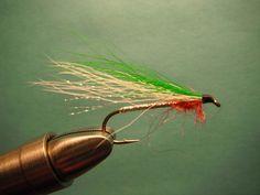 Baitfish pattern for Sea Run Cutthroat by caddiseug, via Flickr