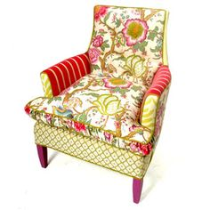 I love this chair!  Thumbelina now featured on Fab.