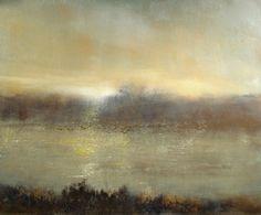 "Saatchi Online Artist Maurice Sapiro; Painting, ""Daybreak"" #art"