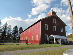 Barn in Aurora, WV - Went to the Aurora Project's Barn dance here. Love it! - RLAM