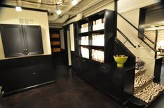 "My ""Industrial"" Basement Remodel - Basement Designs - Decorating Ideas - HGTV Rate My Space"