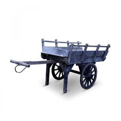 Grey T-Handle Hand Cart