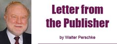 Letter from the Publisher April 2014