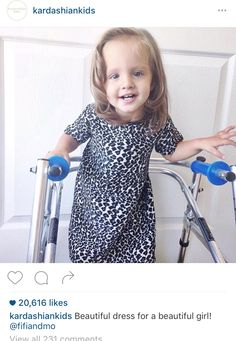 When Kardashian Kids Posted a Photo of My Daughter With Cerebral Palsy