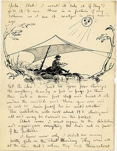 Letter from Bolton Brown to Eddie Brown, 1887 July 30.
