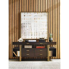 stanley furniture crestaire vincennes credenza bring midcentury glamour into the home office with this stanley furniture crestaire vincennes credenza