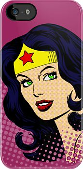 Wonder woman iPhone 5 Cases and Covers | iPhone 5 Accessories | Speck Products