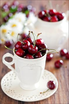 I love bing cherries! Probably my favorite dessert ever!