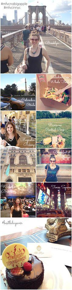 MFVC in NYC, BigApple, Travel tips, Instagram, Blog history, NYC