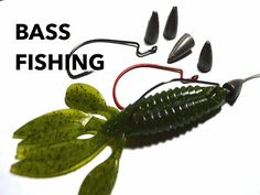 Largemouth bass fishing lures: the lures that most bass fishermen have in their tackle boxes - rubber worms, spinnerbaits, crankbaits, jigs & topwater plugs Fishing Jig, Fishing Knots, Fishing Tackle, Ice Fishing, Bass Fishing Lures, Trout Fishing, Carp Fishing, Saltwater Fishing, Australian Bass