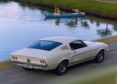 1967 Ford Mustang- best year ever! ;)