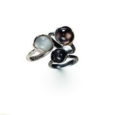Lotus Engagement Ring, Lotus Ring, Back To Black, Jewlery, Cufflinks, Gemstone Rings, Denmark, Charlotte, Designers