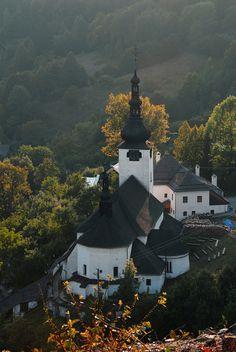 Špania Dolina, Eslovaquia