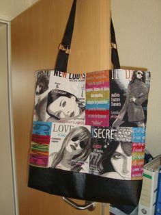 Tasche zum Shoppen