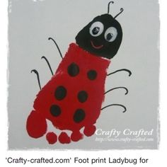 For my little lady bug!