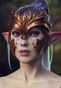 What is it about Elf ears that makes girls so attractive? Or maybe I'm just nuts